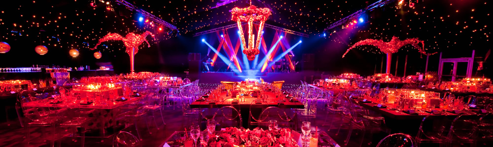 Staging and Promotional Lighting