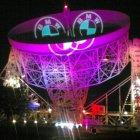 BMW Purple Lighting
