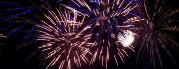 Fireworks/Pyrotechnics: