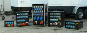 Generator & Power Distribution Systems
