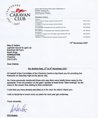 Scan of Caravan Club