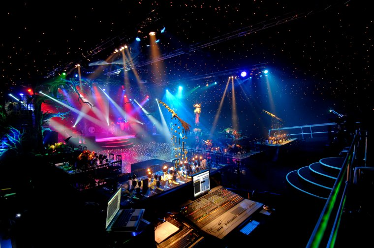 Party & Special Effects Lighting Gallery - Lightech
