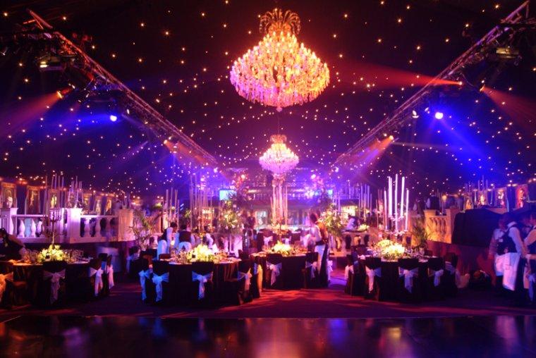 Wedding Lighting Gallery Lightech